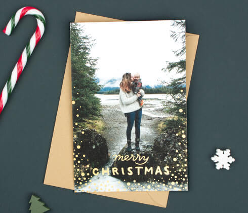 Personalised Christmas Cards - Atelier Rosemood