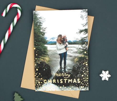 个性化的圣诞贺卡 -  Abetway必威开户网站telier Rosemood