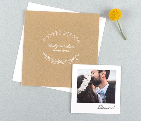 Personalised Wedding Stationery - Atelier Rosemood
