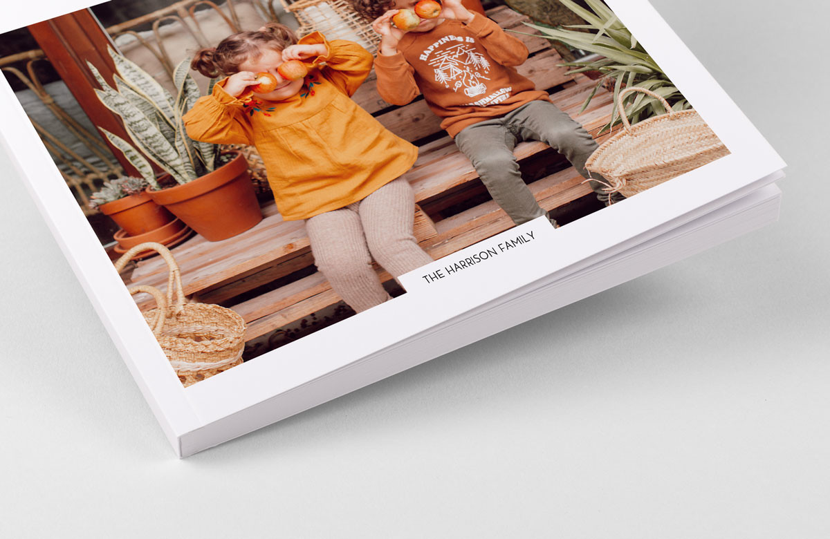 Softcover travel photo albums by Rosemood