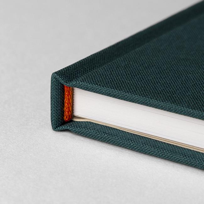 Fabric photo books from Rosemood