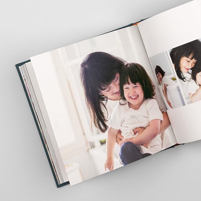 High-quality photo books