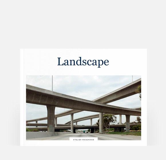 Landscape photo books
