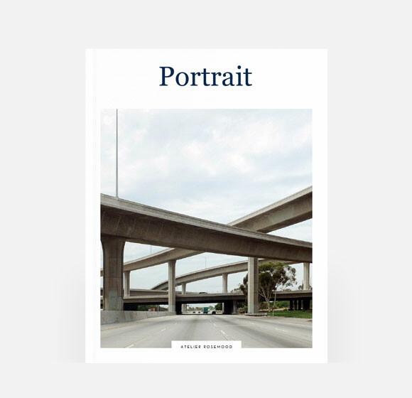 Portrait photo books