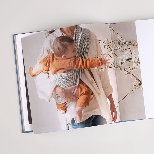 High-quality photo books