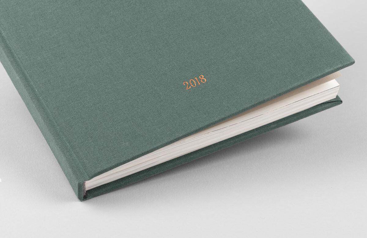 Hardcover christening photo albums