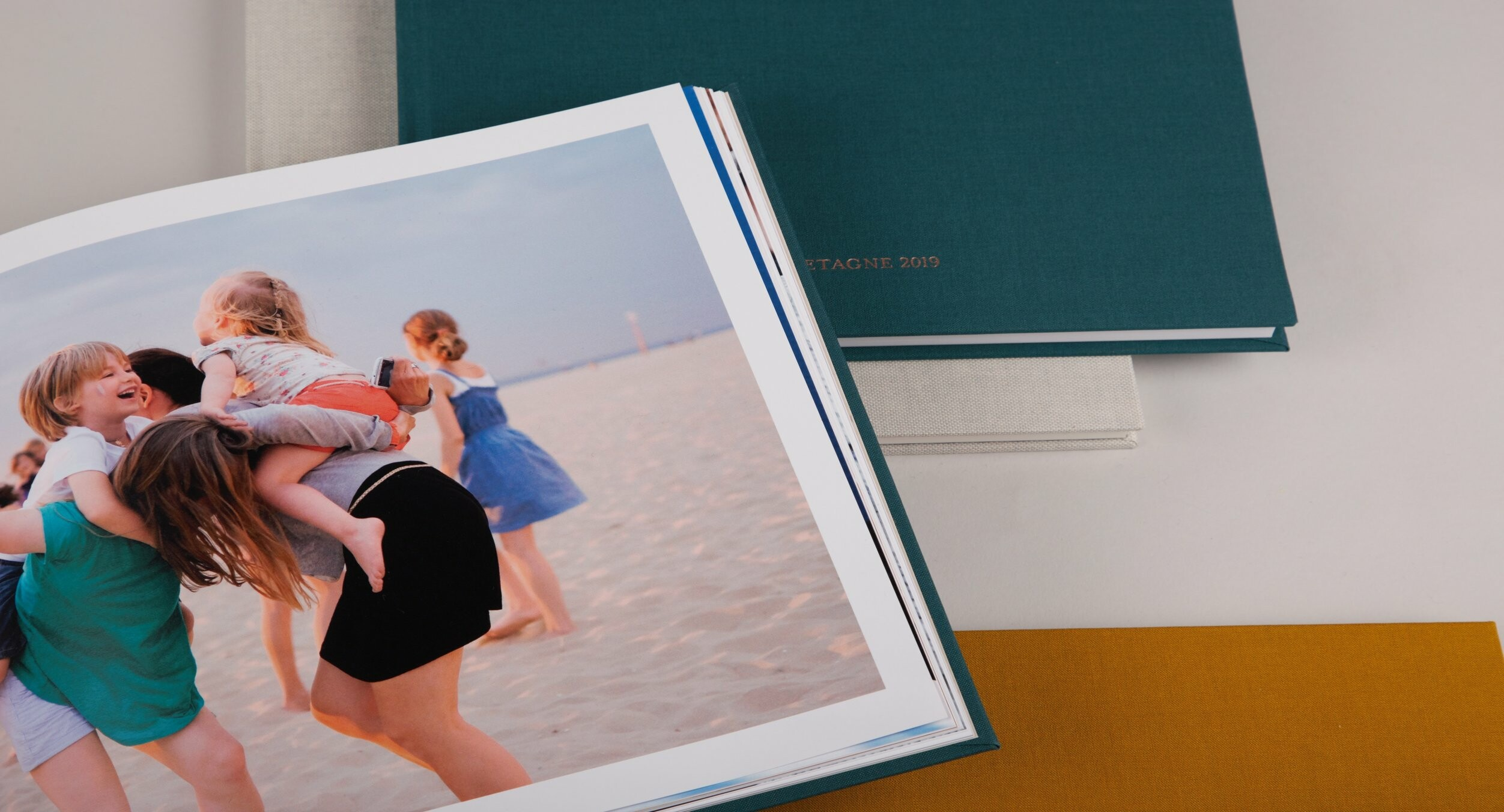 traditional photo albums from Rosemood
