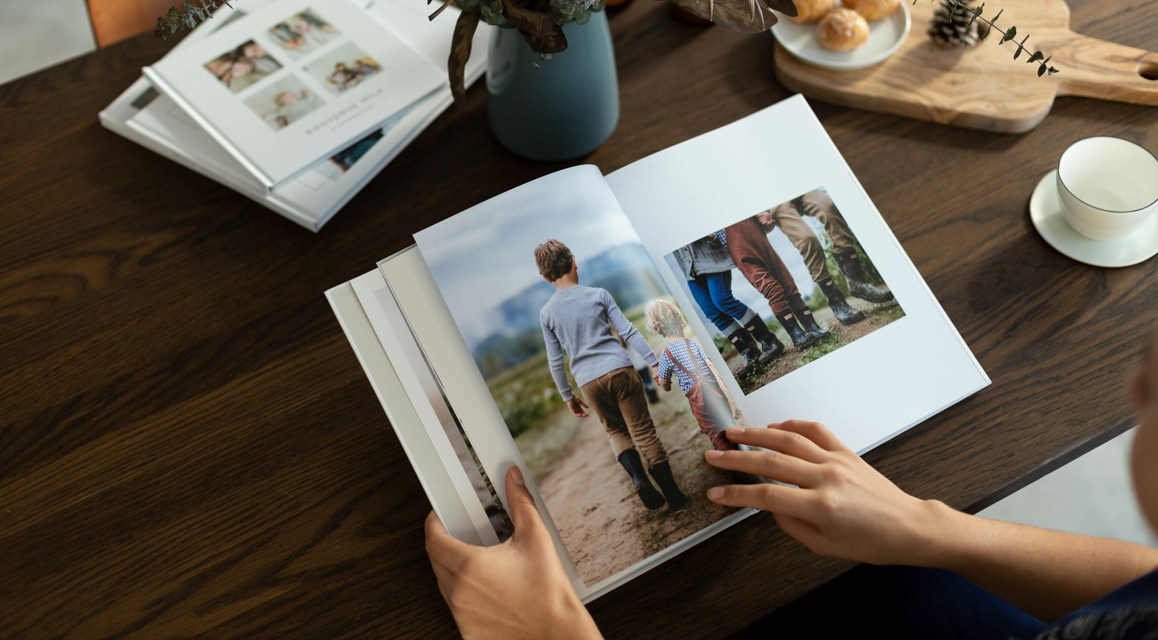 Luxury printed Hardcover Photo Books