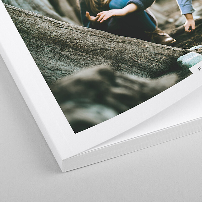 Softcover Photo Book cover