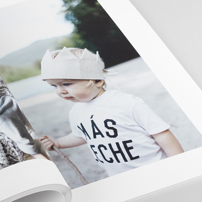 Softcover Photo Book Pages