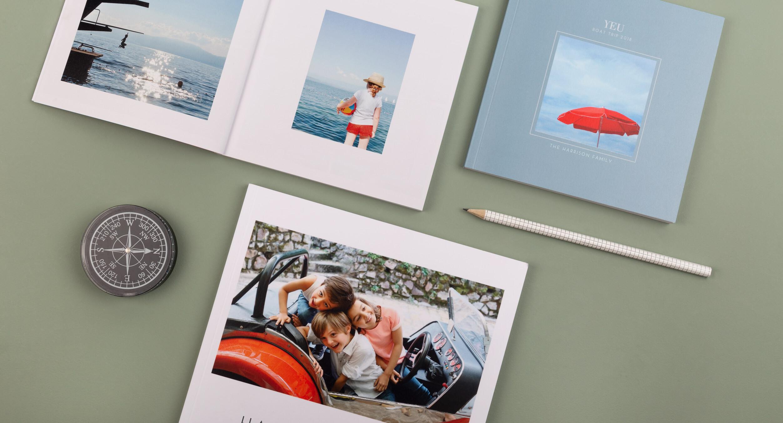 Memories photo albums