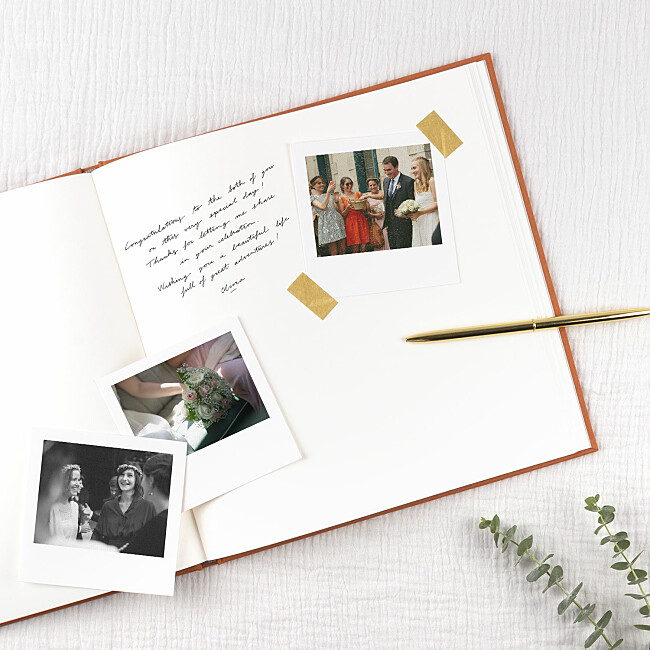 Wedding Guest Book Messages