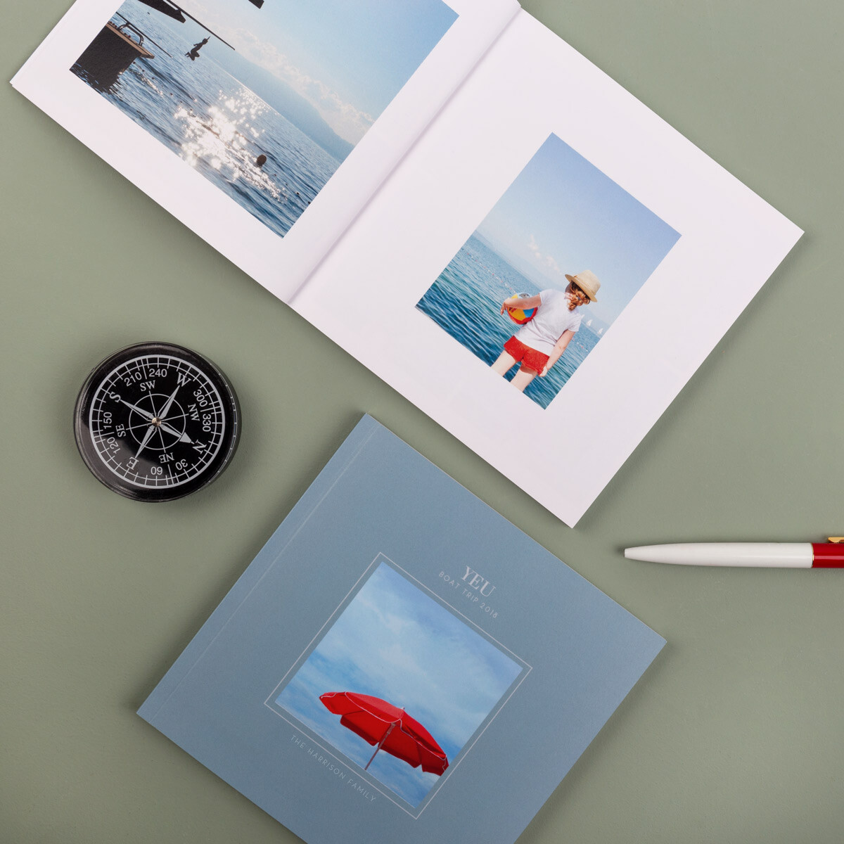 Mini photo books