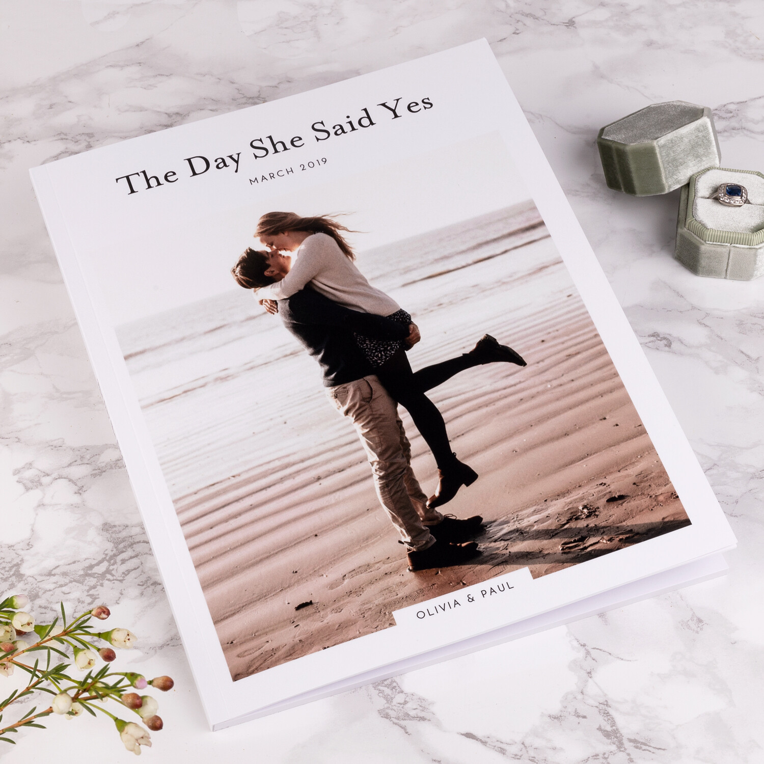 valentine's day photo albums softcover