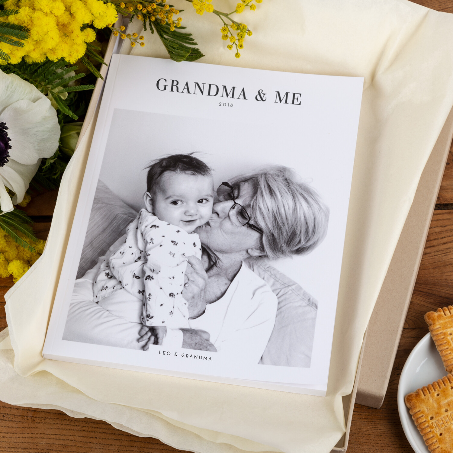 Grandparents photo albums softcover