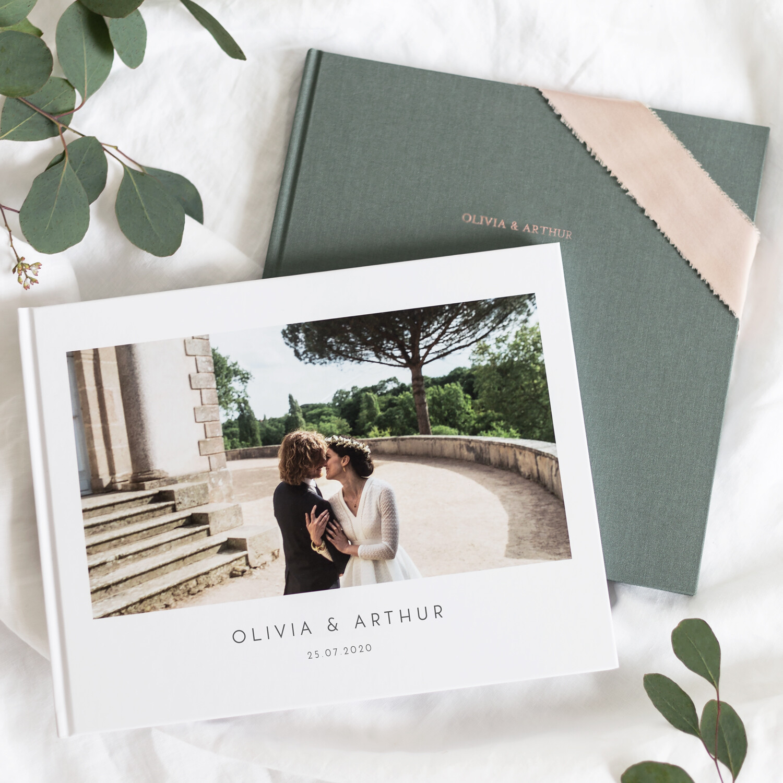 Wedding Photo Albums by Rosemood