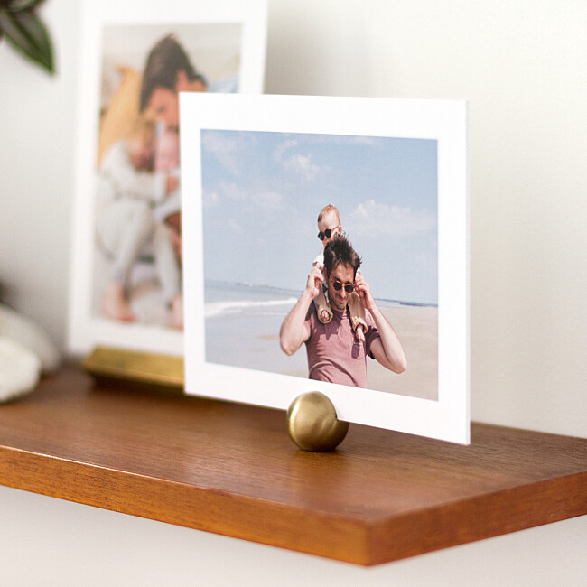 Extra thick photo prints Rosemood