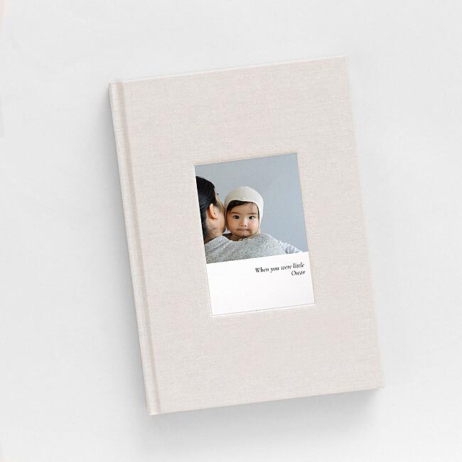 布艺精装笔记本