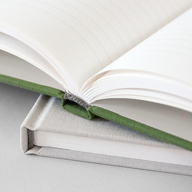 缝合绑定笔记本