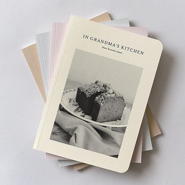 平装书照片笔记本