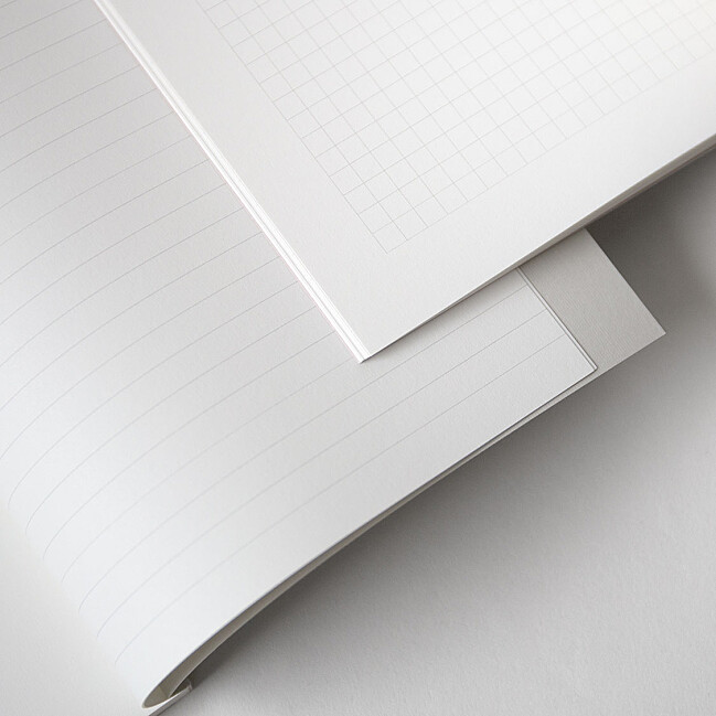 Choice of inside pages