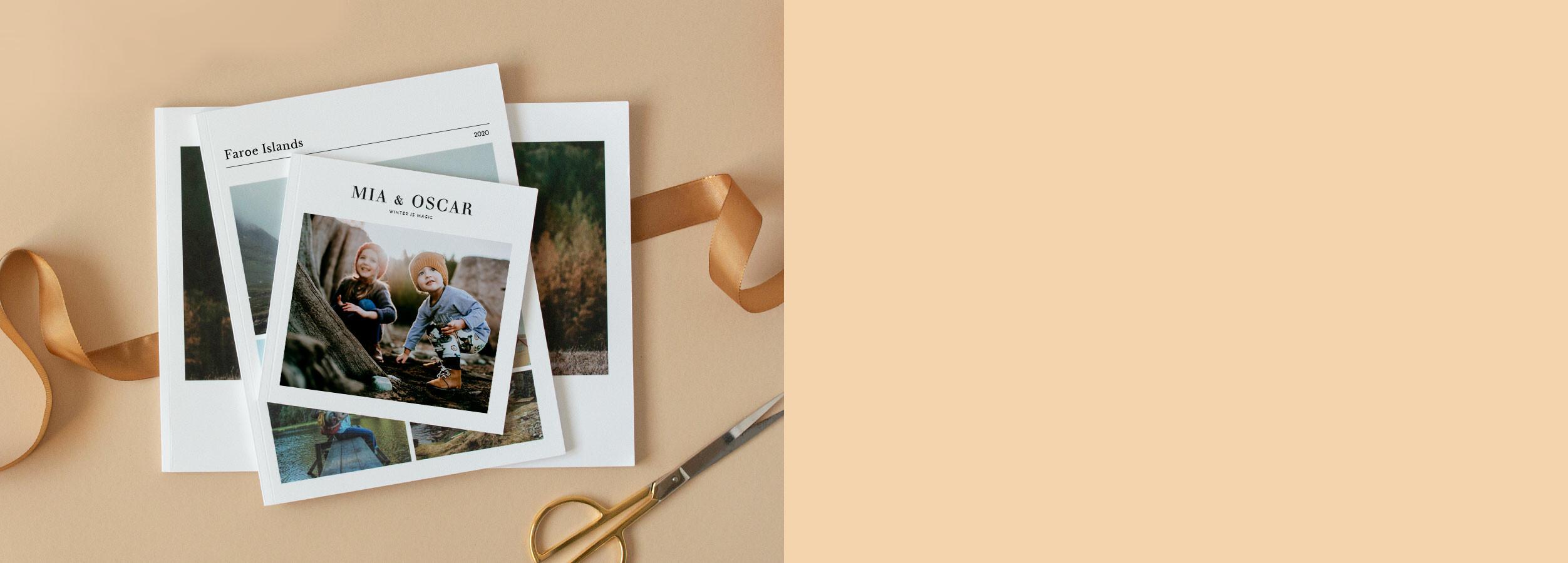 Rosemood平装照片书