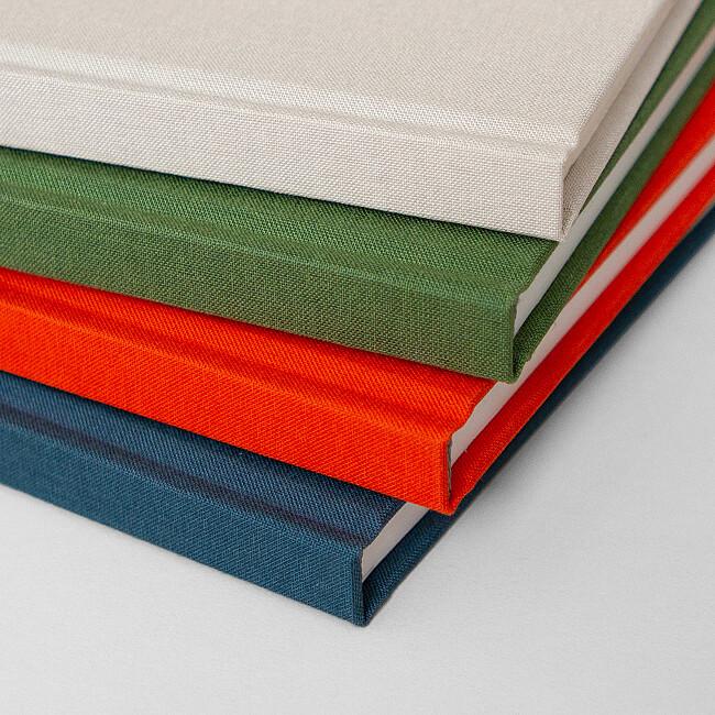 彩色精装背包照片笔记本
