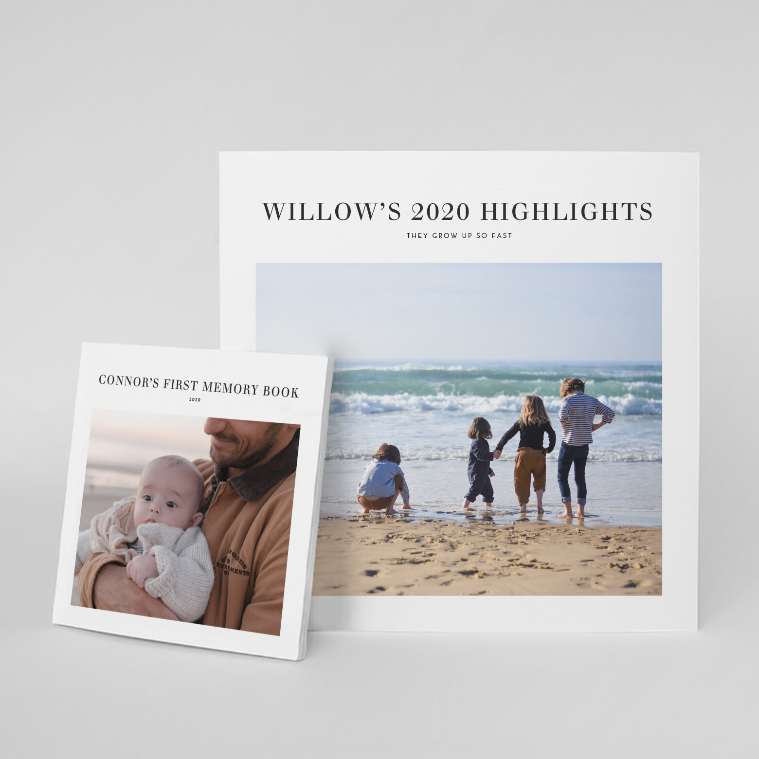 Mother's Day Softcover Photo Books