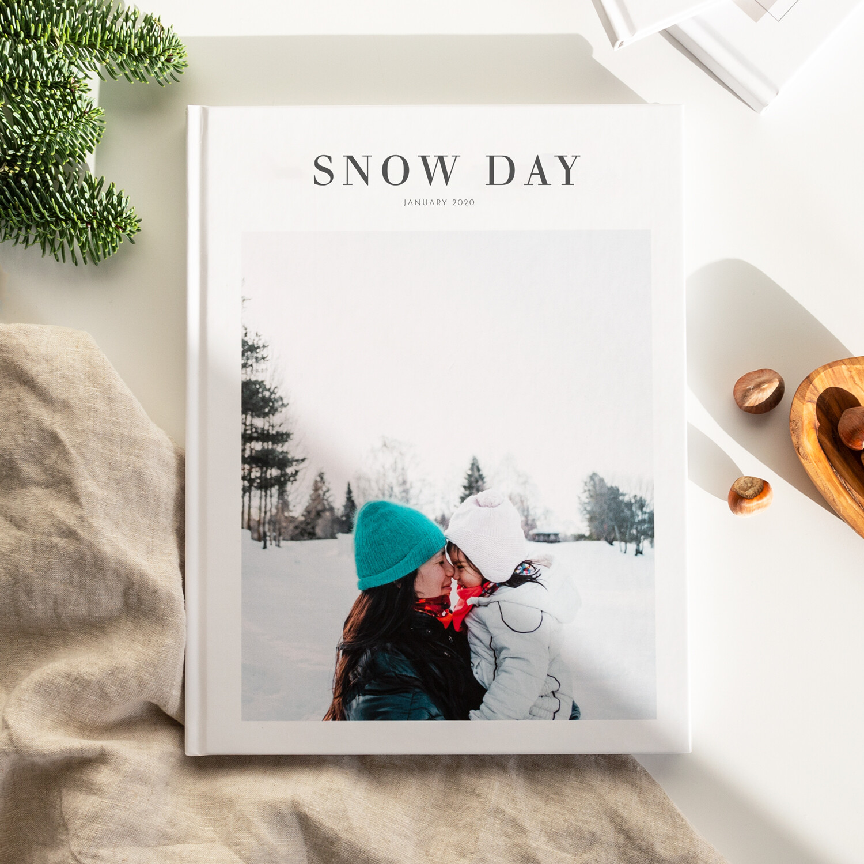 Hardcover Christmas Photo Albums