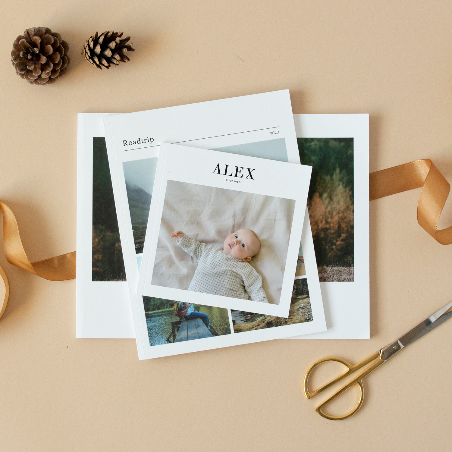 softcover memories photo albums