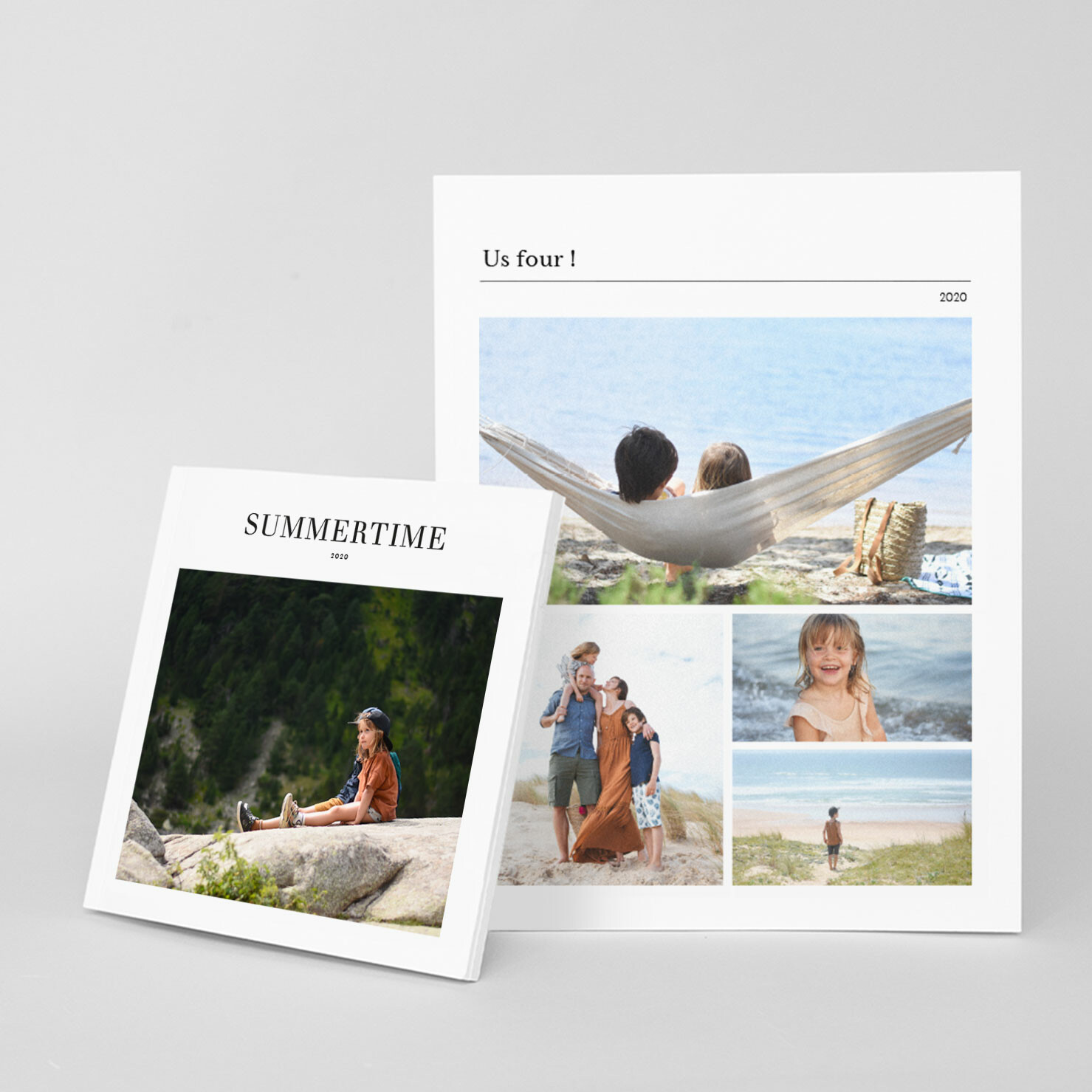 softcover traditional photo albums