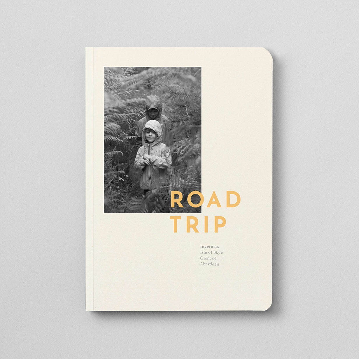 Softback Photo Notebooks
