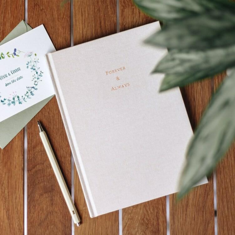 Wedding Planner Notebooks