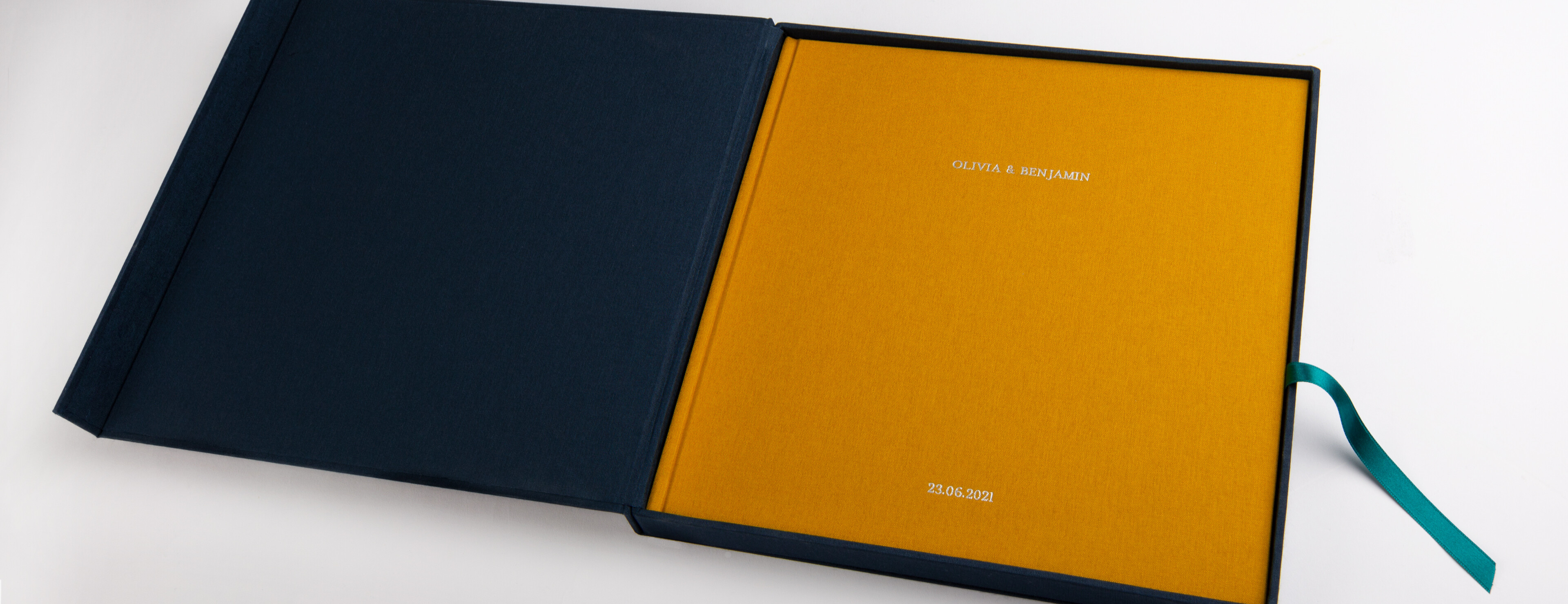 Luxury fabric Hardcover Photo Book Covers