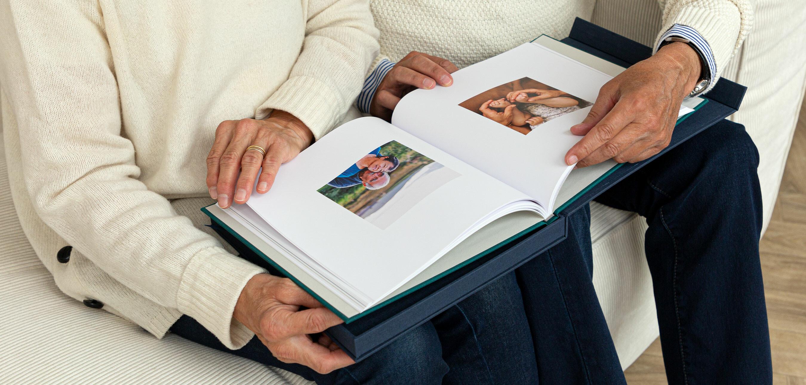 Your photo book in expert hands