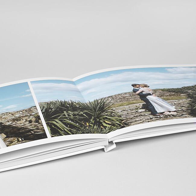 Premium layflat photo books