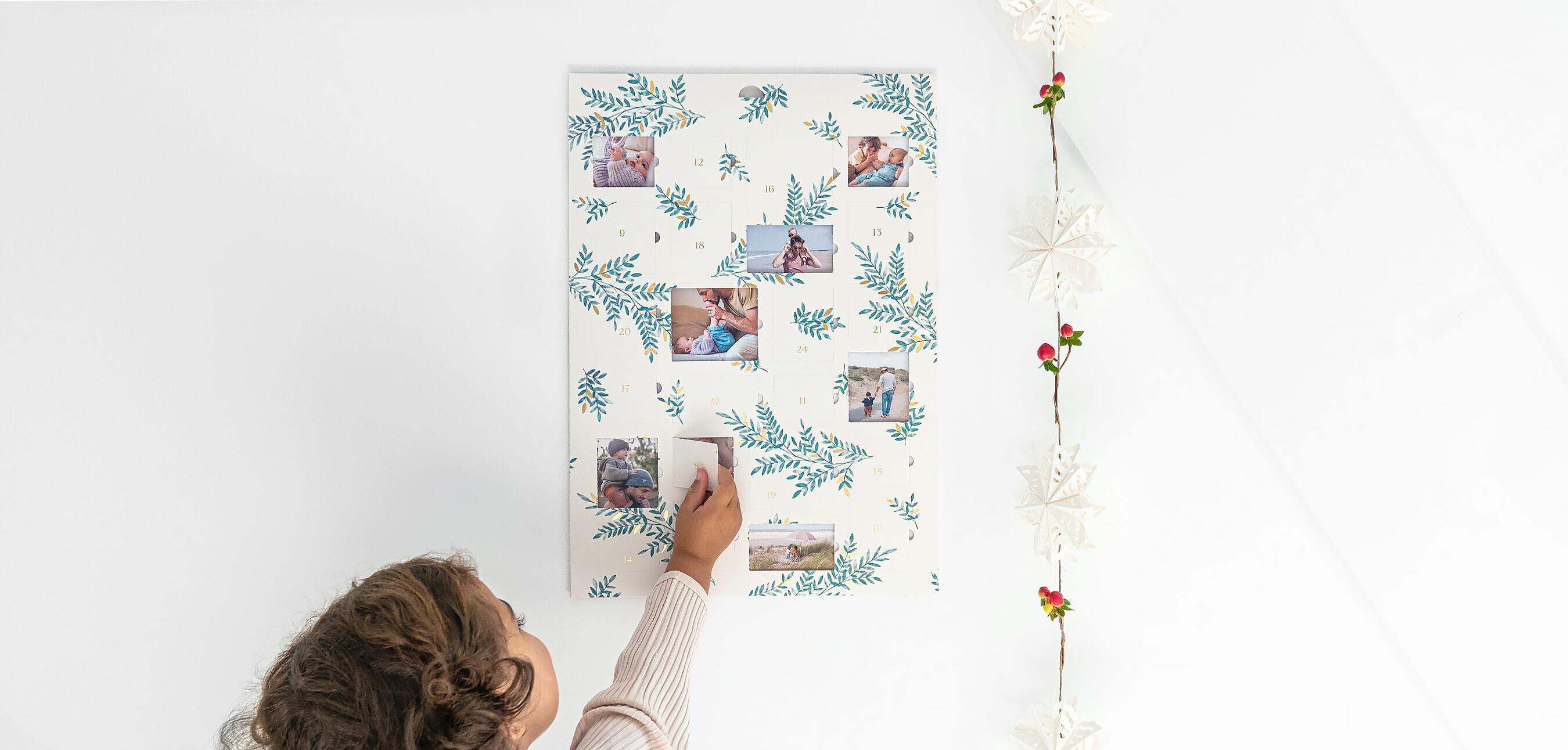 photo advent calendar online