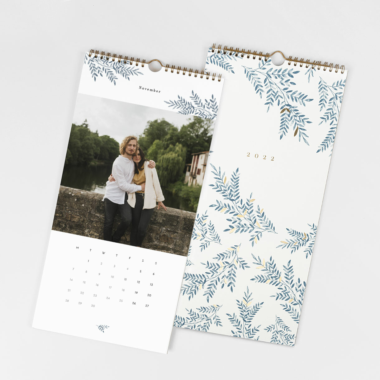 Foil Photo Calendar
