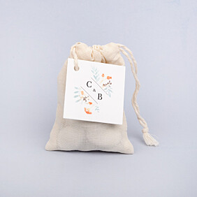 Summer Solstice Wedding Favour Tags