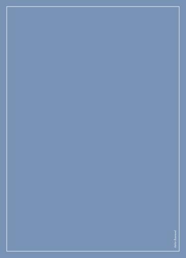 服务小册子别致边界蓝的婚礼令 - 第4页