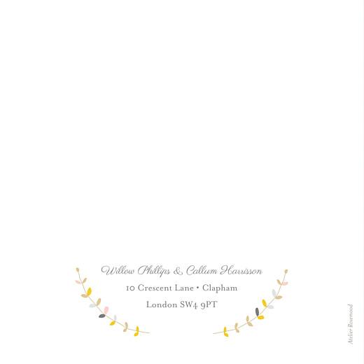 Wedding Invitations Tandem pink