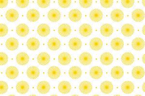 Petals yellow mr & mrs clynk  notecards
