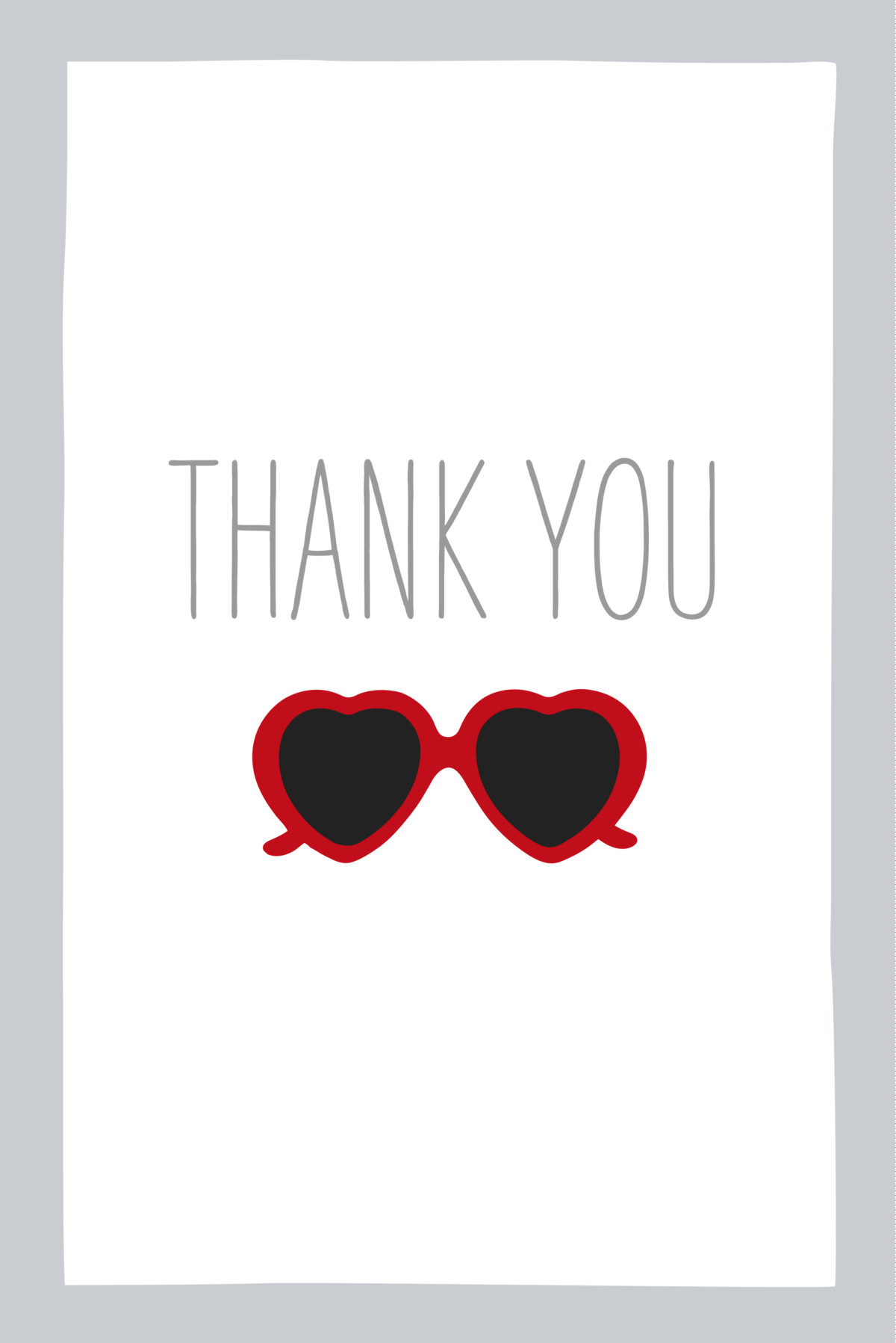 baby thank you cards sweetheart  photo