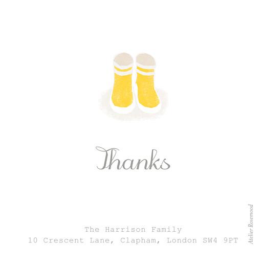 宝贝,谢谢你的卡威斯利斯(照片)黄色