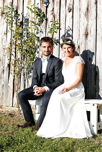 Wedding Thank You Cards Declaration kraft - Page 2