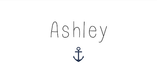 Wedding Place Cards Nautical blue