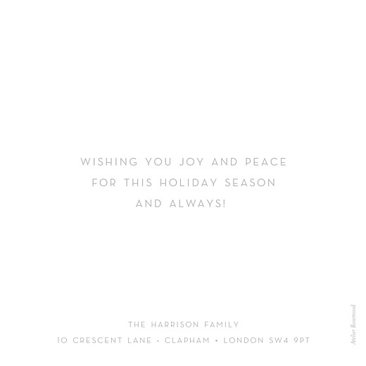 Christmas Cards Minimalist white - Page 2