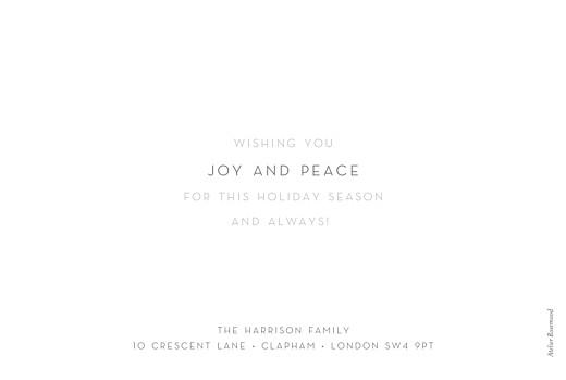 minimalist landscape christmas cards atelier rosemood