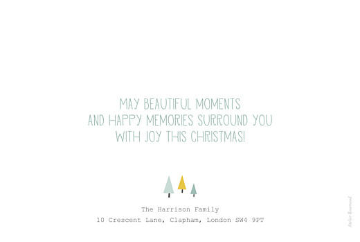 Christmas Cards Festive forest white - Page 2