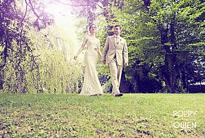 Wedding Thank You Cards Postcard white